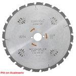 Pjovimo diskas 254x2,4/1,8x30, z24, WZ, -5°, Power Cut., Metabo