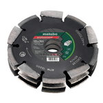 Diamond cutting disc Dia-CD3, 125x28x22.23 mm UP, MFE 40, Metabo