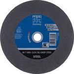 Diskas metalui  400x3,8x32,0mm A36K SG-CHOP, Pferd