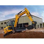 Mini excavator  65R, JCB