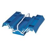 1335 L dėžė įrankiams metalinė, 5 sekc., 535x225x210, Gedore