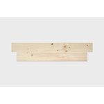 Galinės platformos apsaugos 0.66 x 0.15, Hymer