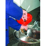 ROSPI 10 H+E Plus cauruļu tīrīšanas iekārta, spirāle10mmx10m, ROTHENBE
