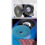 Abrazyvinis diskas CC-FS 125 CO-COOL 120, Pferd