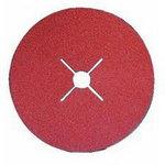 Fibro diskas  125mm CER60 XF760, VSM