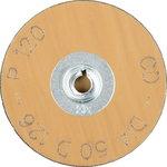 Lihvketas 50mm P120 D126 CD-DIA, Pferd