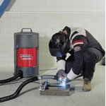 Portable welding fume extractor Miniflex, Plymovent