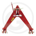 Tractor A-frame, Granit