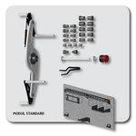 ProBike II Modular System STANDARD, Haweka