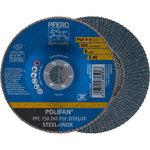 Vėduoklinis diskas 150mm Z40 PSF PFC POLIFAN, Pferd