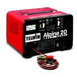 akulaadija ALPINE 20 BOOST ampermeetriga, Telwin