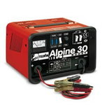 akulaadija ALPINE 30 BOOST ampermeetriga, Telwin
