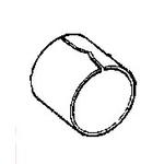 Puks tagumine esikopasilindrile 2CX-ile