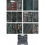 Įrankių komplektas 454-vnt modulyje, KSTOOLS