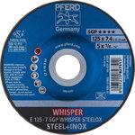 metallilihvketas 125-7 A 46 H  SGP-WHISPER, Pferd