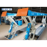 Scissor lift for alignment 5,5T X line, OMCN, Omcn