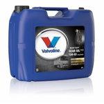 Transmisijas eļļa HD GEAR OIL PRO 75W80 LD, Valvoline