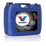 Transmisijas eļļa HD GEAR OIL 80W90 20L, Valvoline