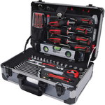 """3/8"""" Universal tool kit set, 165 pcs"""