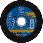 Diskas  EHT 125-1,0 A60 L PSF-INOX, Pferd