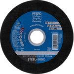Pjov.disk.nerūd.plienu 125x1mm A60 Q SG-INOX EHT, Pferd