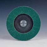 Diskas vėduoklinis 125x22mm P80 577F , 3M