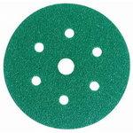Slīpēšanas disks  Hookit 245/7 atveres 150mm P80, 3M