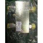 Vožtuvas hidraulinės sistemos, kontrolės 6020, John Deere