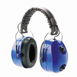 Earmuffs with FM radio