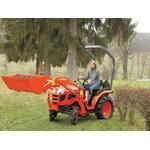 Traktors  B1820, Kubota