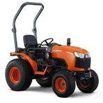 Traktorius  B2650 - HST, Kubota