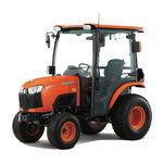 Traktorius Kubota B3150, KUBOTA