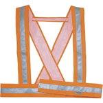 Õla turvavöö neoon oraanz, Venitex