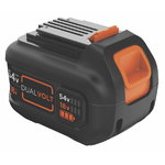 Dualvolt battery 54V / 2,5Ah, Black+Decker