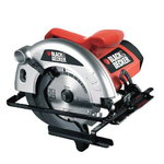 Circular saw CD601 / 55 mm / 1100W, Black+Decker