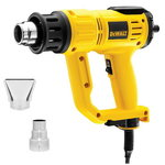 Hot air gun D26414, digital LED, DeWalt