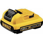 Battery  XR Li-ion 10,8V / 2,0Ah, DeWalt