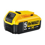 Battery XR Li-ion 18V / 5,0Ah, DeWalt