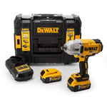 Cordless impact wrench DCF899P2, brushless, 18V / 5,0Ah, DeWalt