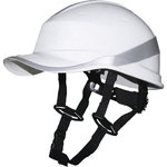 Protective helmet, Diamond V UP white, Delta Plus