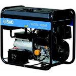 Generatorius vienfazis dyzelinis DIESEL 10000 E XL C, SDMO