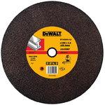 Diskas pjovimo 350x3,0x25,4 mm, A24RBF, DeWalt