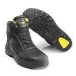 Darbo batai Batura S3 juoda/geltona 44, Mascot