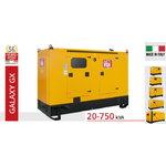 Elektrigeneraator VISA 120 kVA F120GX Galaxy, Visa