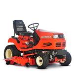 Vejos traktorius  Kubota G2160E, KUBOTA
