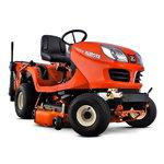 Vejos traktorius  GR1600-II, Kubota
