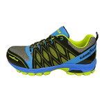 Apsauginiai  batai 1503 S1 SRA HRO, mėlyna/geltona 48, GoodYear