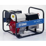 generating set HX 5000 T, SDMO