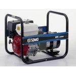 generator HX 6000 C, SDMO