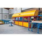 Puitmaja detailide töötlemise CNC-keskus  K2i, HUNDEGGER